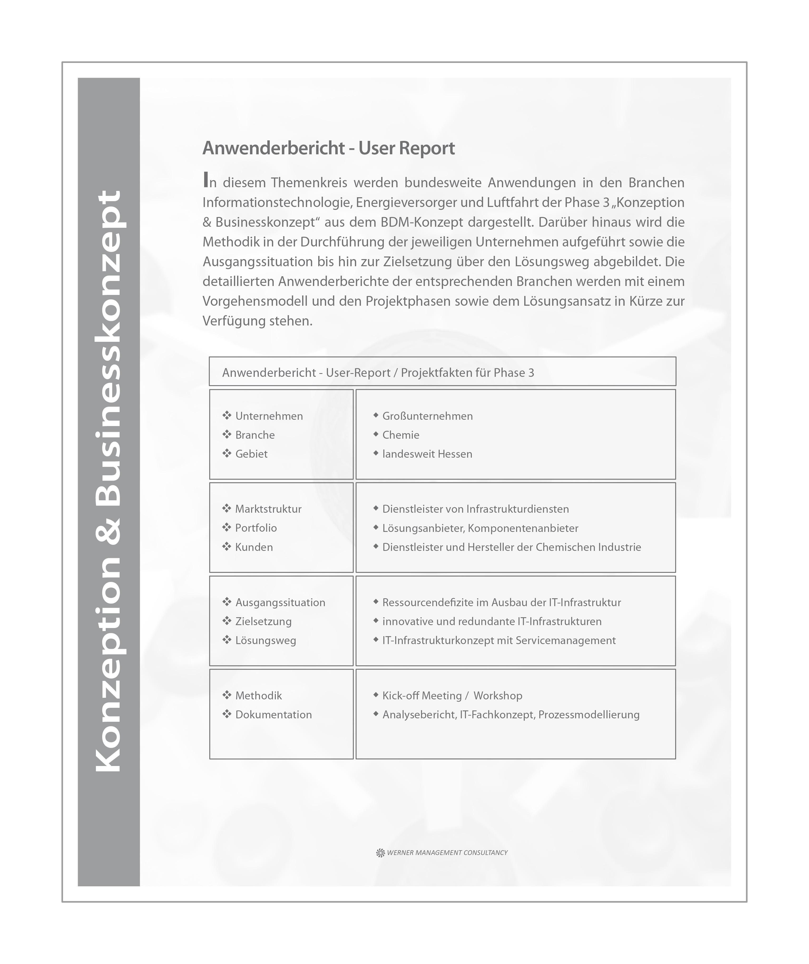 WMC Broschüre Business Development Phase-3 Anwenderbericht