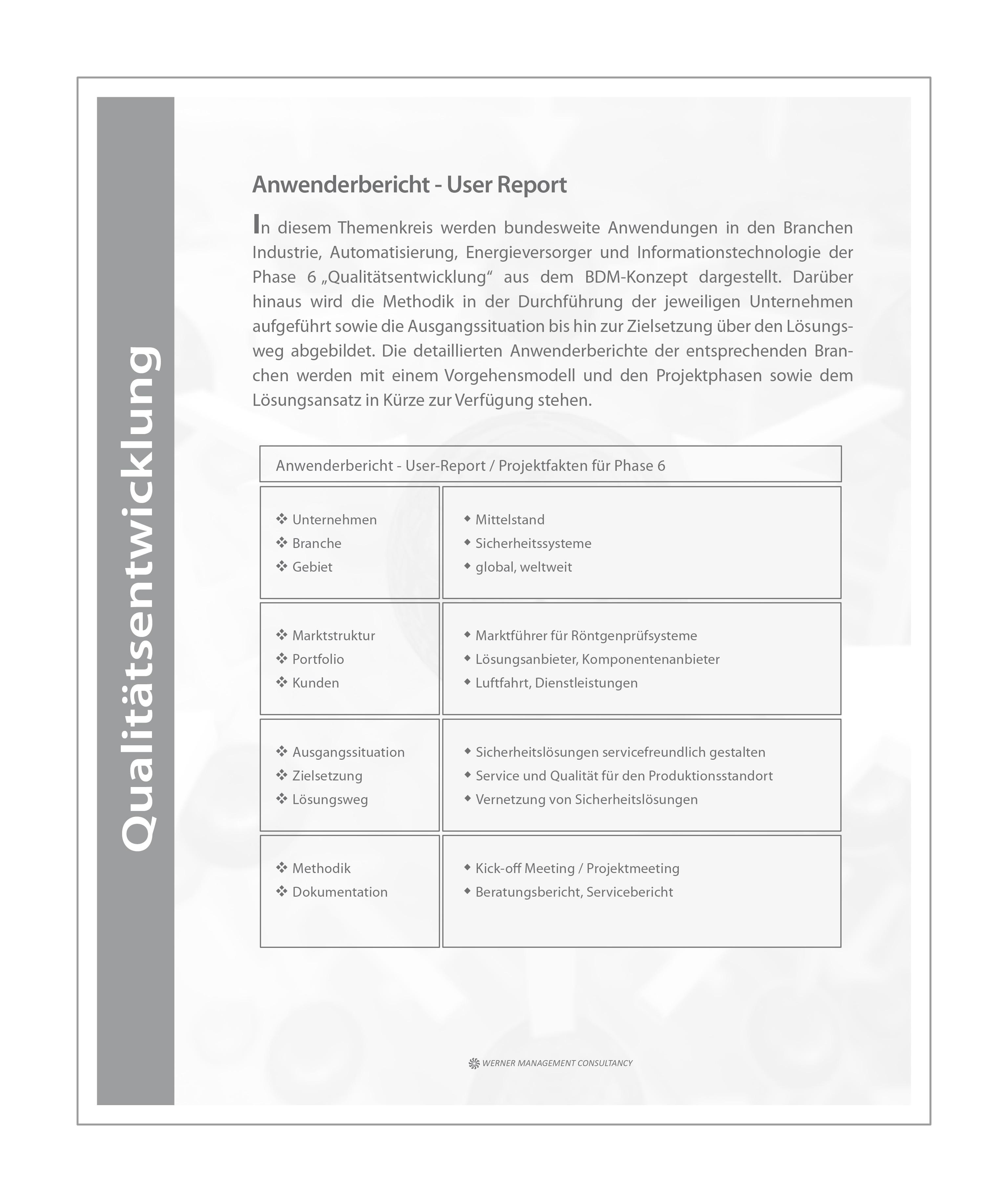 WMC Broschüre Business Development Phase-6 Anwenderbericht